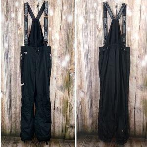 Spyder Ski Bib/Overalls Tarantula Pants Size 12